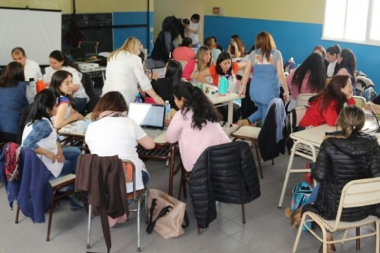 Jornada institucional de escuelas primarias