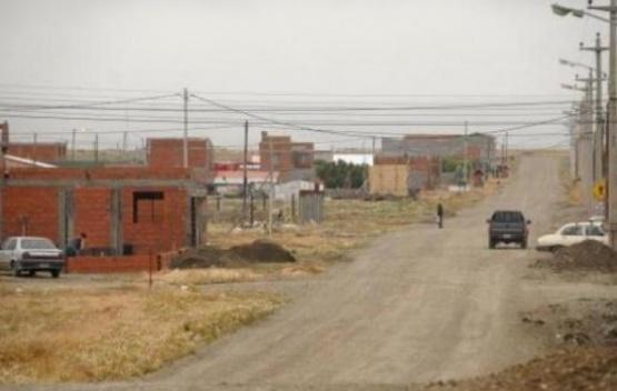 Barrio San Benito.