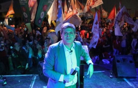 Fabián Leguizamón al cierre de la campaña. (C.G)