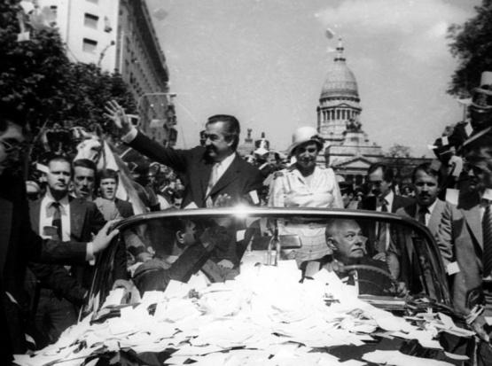 Día histórico para Argentina.