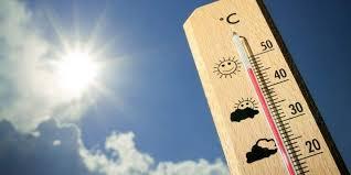 Buena temperatura en Santa Cruz.
