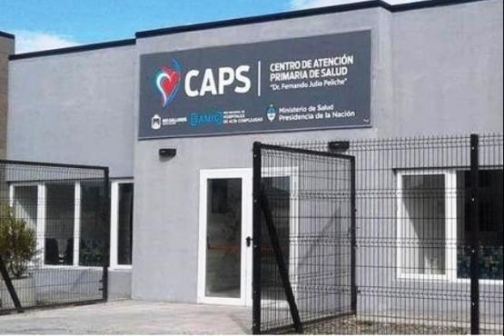 Centro de Atención Primaria de la Salud.