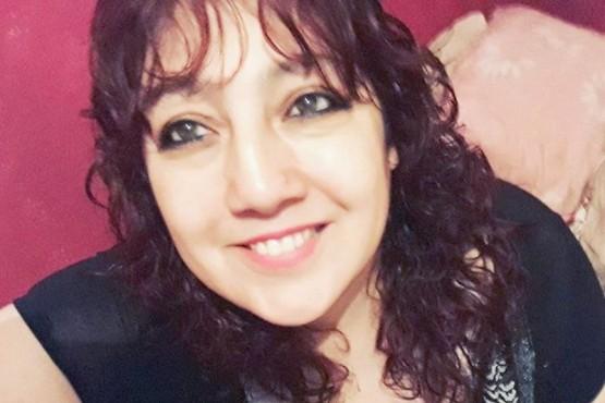 La víctima del femicidio, Estela Suárez.