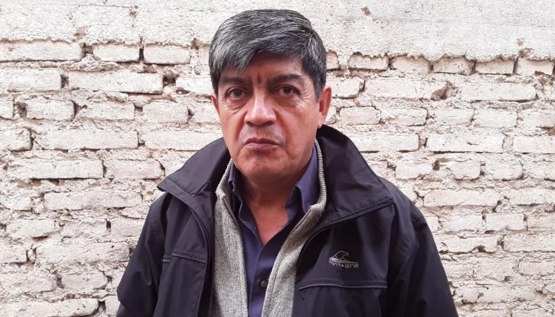 Febo Sosa, director del Hospital Rural de El Hoyo
