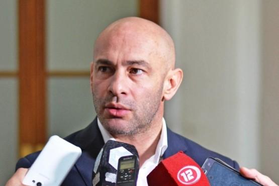 Ministerio de Coordinación de Gabinete a cargo de Federico Massoni.