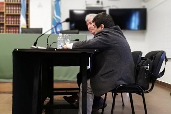 Oscar 'Chito' Alarcón fue hallado culpable.
