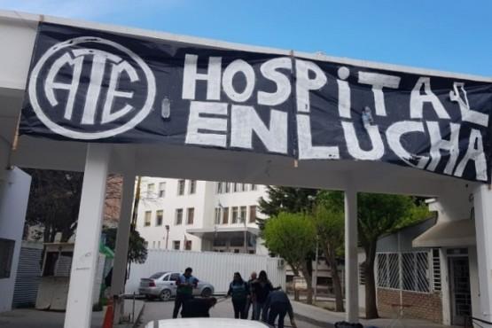 El Hospital Regional va al paro en contra de los descuentos