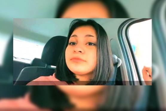 Ella es Camila Arrua.