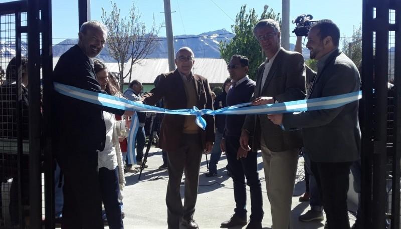 Inauguración el Centro de Atención Primaria de Salud