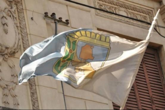 Bandera del PJ (Foto ilustrativa)