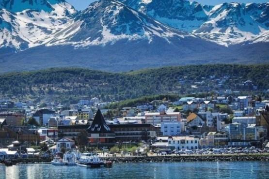 Tierra del Fuego clima.