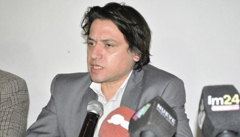 El Dr. Javier Stoessel,
