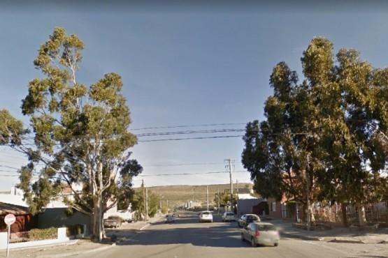 Avenida Sarmiento 1400.
