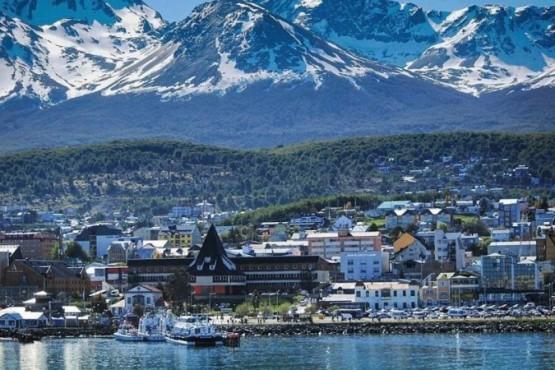 Se mantiene el frío en Ushuaia y otras ciudades.