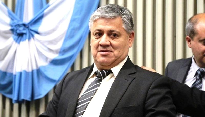 Diputado provincial Carlos Santi. (Archivo).