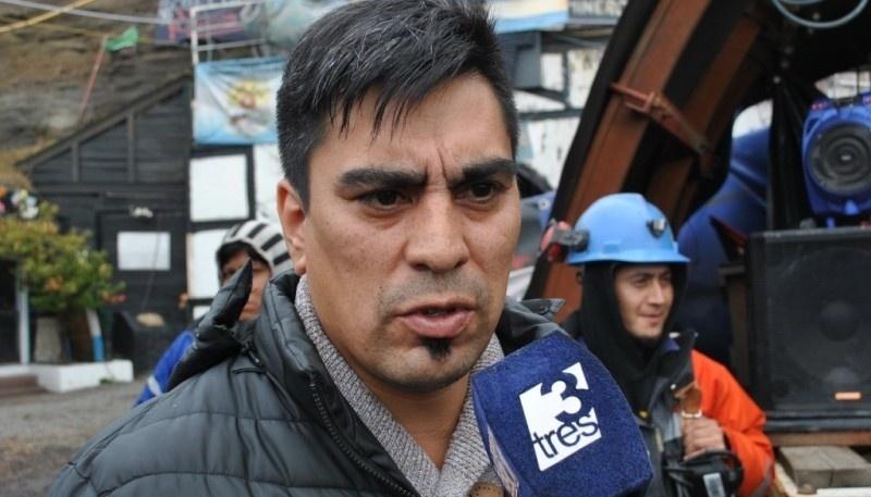 El intendente electo, Fernando Españon.