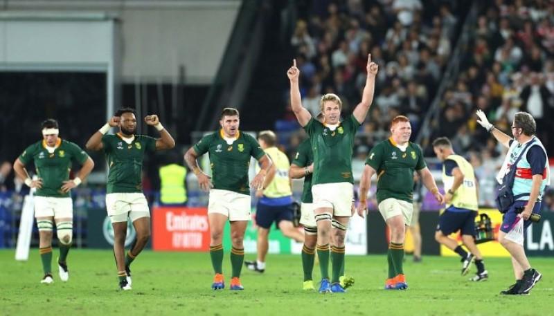 El rugby tiene flamante campeón del mundo.