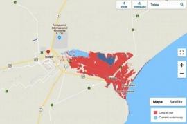 Preocupa la suba del nivel del mar y Río Gallegos está siendo afectado