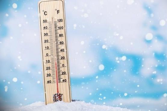 Frío en las ciudades de Tierra del Fuego.