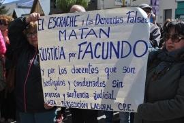 """Fernández: """"Pedimos que la justicia accione con rapidez"""""""