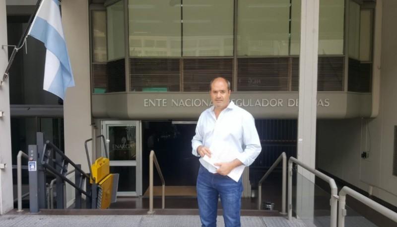 Diputado Javier Flores.
