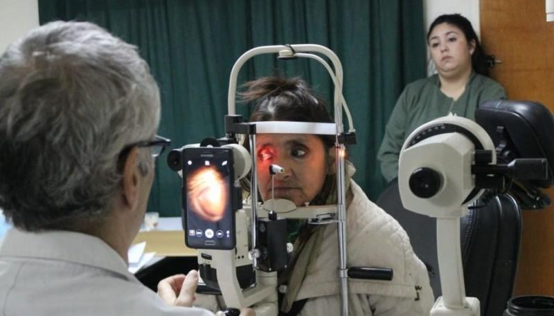 Control oftalmológico.