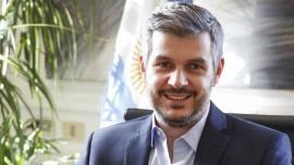 Marcos Peña pasará por Río Gallegos antes de viajar a la Antártida