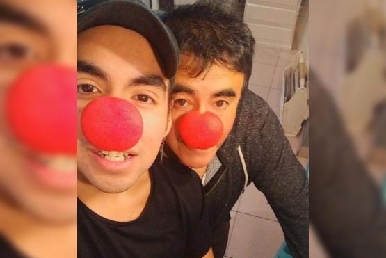 Leo y Enrique Mansilla.