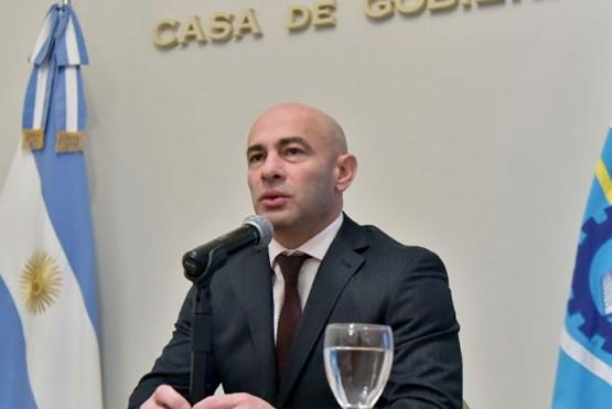 """Massoni: """"El presidente del superior tribunal está muy confundido"""