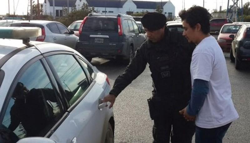 Franco Lazarte fue detenido por error ante la muerte de sus hijos en un incendio. (Foto El Sureño)