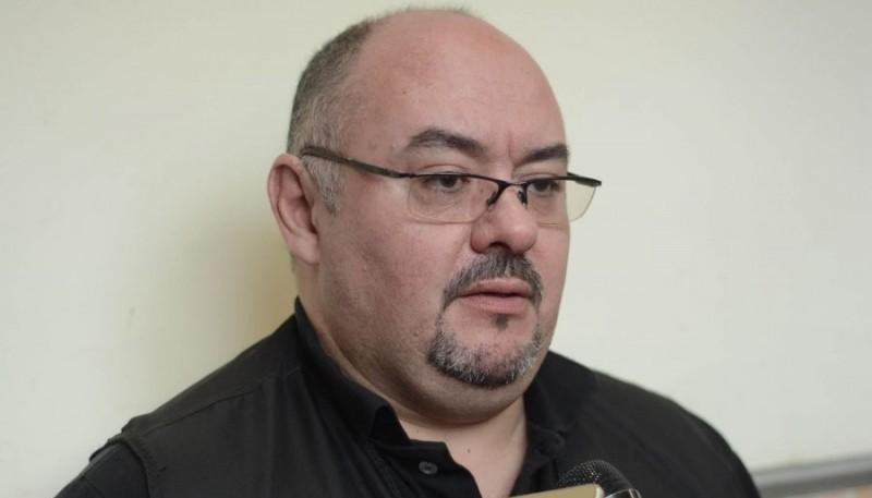 Diego Farías, director Provincial de Protección Civil.