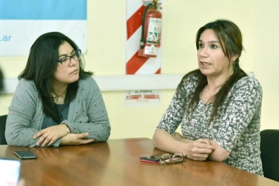 Nadia Astrada, Sec. de Derechos Humanos.
