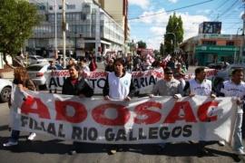 ADOSAC se adhirió al paro resuelto por CTERA