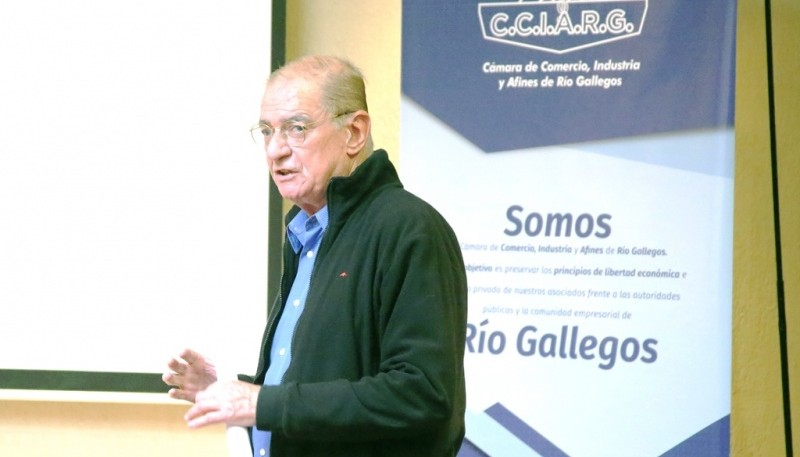 Miguel Ángel Vicente en CCIARG.