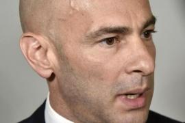 El lunes Mariano Arcioni anuncia el reemplazante de Federico Massoni