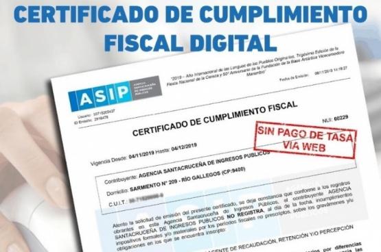 Cómo es el nuevo trámite web de cumplimiento tributario provincial