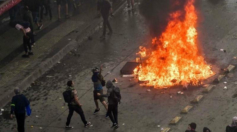 Crece la violencia en las calles.