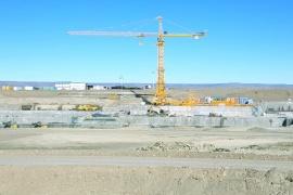 """ONG pide el """"inmediato cese"""" de la construcción de las represas"""
