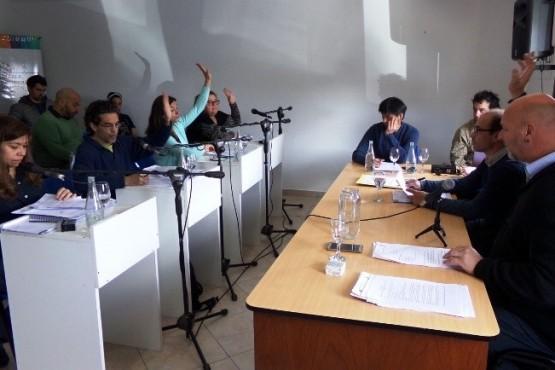 Sesión del HCD.