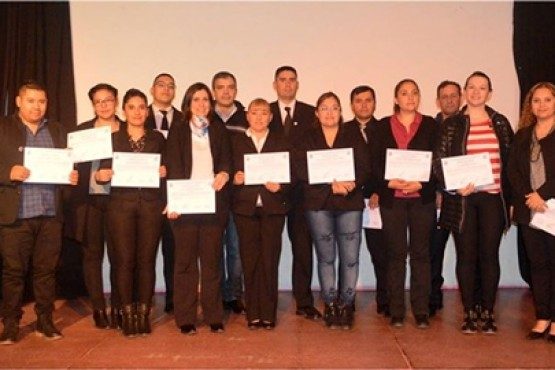 Participantes del curso.
