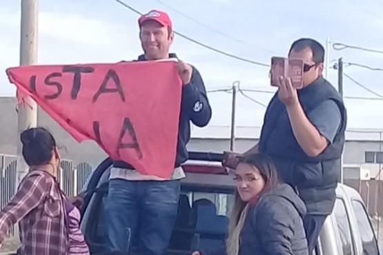 Juan Romero es el nuevo presidente de la junta vecinal del barrio San Benito.
