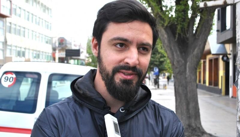 Leandro Fadul. (J.C.C)