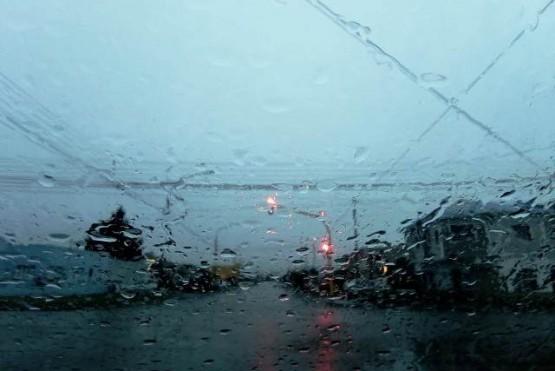 Lluvioso en Río Gallegos y ciudades del sur de Santa Cruz.