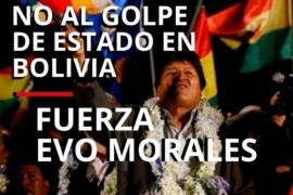 Referentes de DDHH se expresaron ante la situación en Bolivia