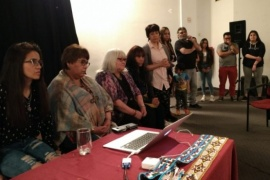 Se realizó conferencia sobre el lenguaje tehuelche