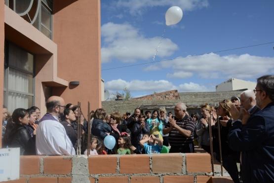 Último adiós a Facundo. (C.R)