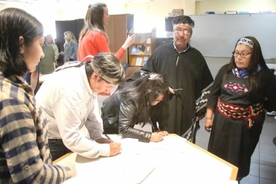 Sexta Mesa de Diálogo por las represas sobre el río Santa Cruz