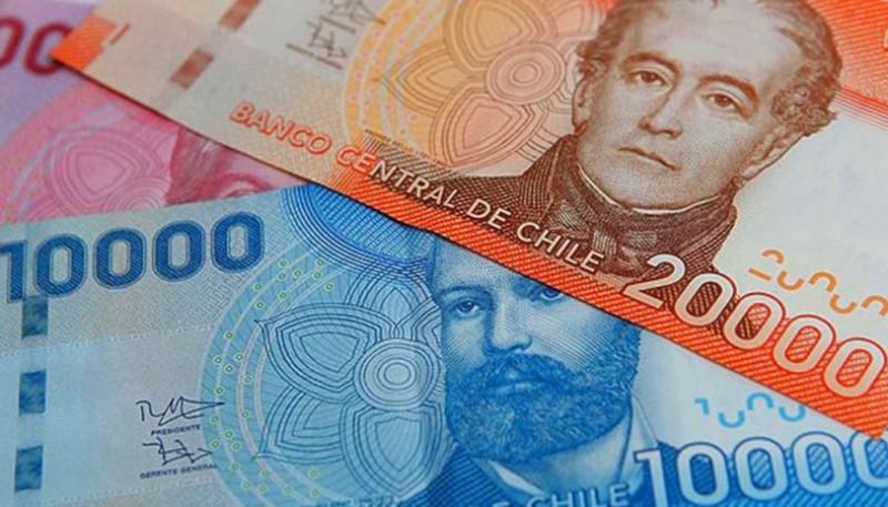 Peso Chileno.