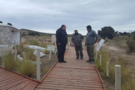 Península Valdés se prepara con obras para sus 20 años