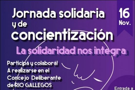 Se realiza jornada solidaria y de concientización